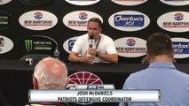 Josh McDaniels On How NASCAR Is A Team Sport