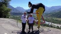 Hautes-Alpes : Réotier retrouve le Tour 60 ans après