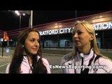 Austrian Olympians Lang & Brandl Love Their Sport -invade london