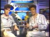 "TF1 - 16 Mars 1985 - Fin ""Temps X"", pubs, speakerine (Claire Avril)"