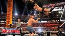John Cena vs The Rock WrestleMania 28 Full Match 2012 - WWE The Rock vs John Cena Full Match 2012