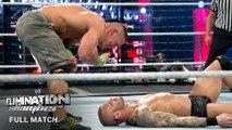 John Cena vs Randy Orton vs Daniel Bryan vs Cesaro vs Christian vs Sheamus Elimination Chamber (2014) for the WWE World Heavyweight Championship Full Match - WWE