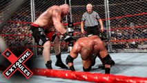 Brock Lesnar vs Triple H Extreme Rules (2013) Steel Cage match - WWE Triple H vs Brock Lesnar Extreme Rules 2013 Full Match - WWE