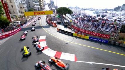 Formula Renault Eurocup : Highlights Course 1 - Monaco (2017)