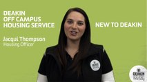 394.New to Deakin, accommodation advice for new students - Deakin University Off Campus Housing