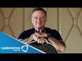 Personajes emblemáticos de Robin Williams  /Emblematic characters of Robin Williams