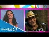 Salvador pineda confiesa romance con Alma Delfina / Salvador Pineda admits romance with Alma Delfina