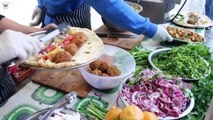 Street Foods Around The World 17 - Must Try Street Foods In London - Mouth Watering Street Scenes In London