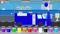 Aplicación Mejor autobuses coche coches de conducción fuego para juego garaje Niños Escuela camión |