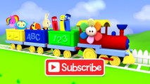 Five Little Monkeys - 3D Nursery Rhymes _ Color Crew 3-D Animation _ 3D Rhymes