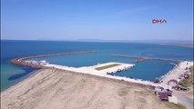 Edirne Araplar, Saros Körfezi'ndeki Enez'e 'Yat Limanı' Kuruyor
