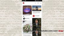 How to edit pin on Pinterest mobile app  (Android _ Iphone)-