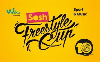 La Sosh Freestyle Cup 2017 du 15 au 25 juin à Marseille !