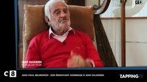Jean Dujardin : Jean-Paul Belmondo lui rend un émouvant hommage (vidéo)