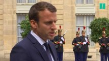 Attentat de Londres: Macron confirme la mort d'un troisième Français