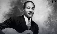 Big Bill Broonzy - The Man Who Brought The Blues To Britain - BBC 2013