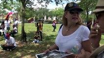A travers le monde, récits d'exils de Vénézuéliens