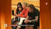 """Johnny Hallyday avant la tournée des Vieilles Canailles: """"Je vais le mieux possible"""""""