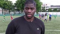 Rayan parle de son ami Jonathan Ikoné