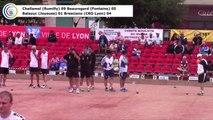 Secondes parties de poules - fin (première phase) du Super 16 masculin, 105ème édition des Tournois Boulistes de Pentecôte, Sport Boules, Lyon 2017