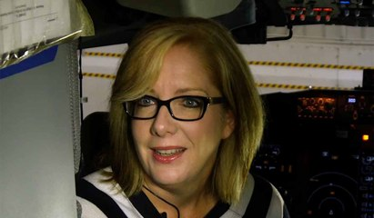 Meet Jennifer Henderson, 787 Engineering Project Pilot for The Boeing Company