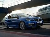 Peugeot 308 (2017) : 1er essai en vidéo