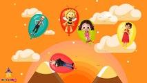 Keloğlan Arı Maya Gürgen Heidi ve Niloya Balon Parmak Ailesi Şarkısını Söylüyor Renkli Çocuk TV,Çizgi film izle 2017