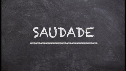 Word Travels - Saudade