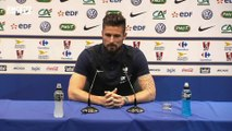 Equipe de France – Olivier Giroud, l'attaquant contesté