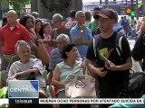 Venezuela: candidatos a ANC recolectan firmas para validarse