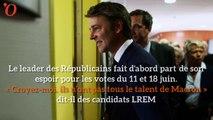 Législatives, primaires, présidentielles: François Baroin se confie