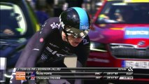 Zusammenfassung - Etappe 4 - Critérium du Dauphiné 2017