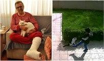 Kediye Tekme Atan Çocuğu Uyardığı İçin Saldırıya Uğrayan Veteriner Hekim