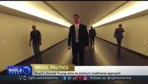 """Jair Bolsonaro é chamado de """"Trump Brasileiro"""""""