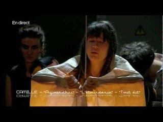 Camille - live à Ce Soir Ou Jamais, France 3, 18/10/11