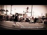 Street Ballers Dunk Better Than NBA Stars