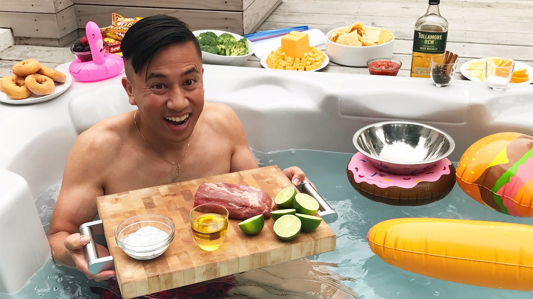 Can You Cook Dinner in a Hot Tub? Surprisingly, Yes!