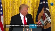Some Twitter users may sue Trump for blocking them