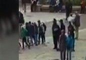 Nuevas imágenes del ataque en París