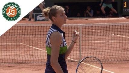 Roland-Garros 2017 : Trailer Halep - Pliskova