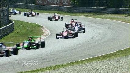 Formula Renault Eurocup : Highlights Course 1 - Monza (2017)