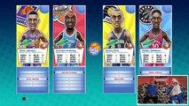 AIRBALLS & THREE POINTERS • NBA Playgrounds Gameplay
