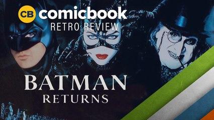 Batman Returns - ComicBook Retro Review