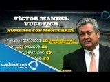 Víctor Manuel Vucetich deja de ser el director técnico de Monterrey