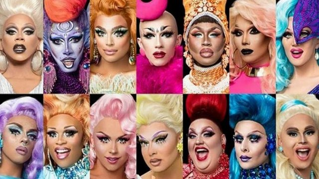 (S09E01) - RuPauls Drag Race Season 9 Episode 1