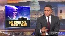 Trevor Noah Pokes Fun at Trump for 'Phony Claims' | THR News