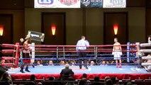 Marqus Bates vs Aaron Muniz (04-02-2017) Full Fight