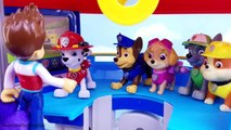 Nickelodeon Paw Patrol Chase Pup House Mission At Lookout Tower Pups Help Peppa Pig Save G