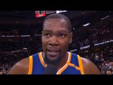 Kevin Durant Postgame Interview | Game 3 | Warriors vs Cavaliers | June 7, 2017 | 2017 NBA Finals