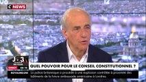"""Sur la loi sur l'état d'urgence : """"il y a un contrôle du conseil constitutionnel"""", déclare L. Fabius"""